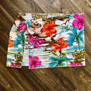 Mini Hawaiian Sarong Wrap